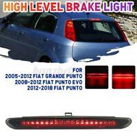 LED Rear High Level Third 3rd Brake Light Stop Lamp For Fiat Grande Punto Abarth