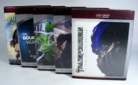 HD DVD SAMMLUNG 5 Filme Blockbuster Superman King Kong Transformers Hulk Bourne