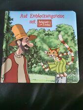 Auf Entdeckungsreise mit Pettersson und Findus  Bilderbuch  Softeinband