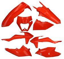 RTECH Plastik Kit passt an KTM EXC EXC-F XC-W 125 250 300 350 450 500 17-19