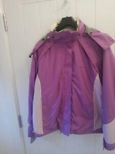 Ladies Trespass Ski Jacket 10-12