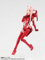 BANDAI S.H.Figuarts Zero Two Action Figure Darling in the FranXX IN STOCK