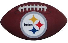 """Pittsburgh Steelers Football Magnet 6.5"""" Long Automobile Grade NFL Licensed"""