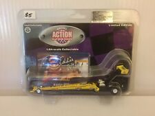Racing Action Platinum Series Eddie Hill Pennzoil 1997 Dragster