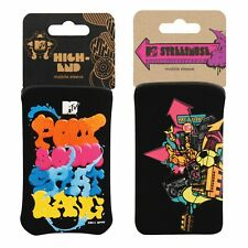 MTV Mobile Sleeve for iPod Touch/iPhone & Smartphone MTV SLEEVE / CASE / SOCK