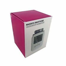 Telekom Magenta SmartHome Heizkörperthermostat DECT Weiß Thermostat Smart Home