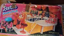 Vintage Barbie Dream Pool Almost Complete with Box