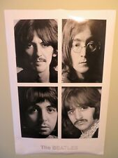 The BEATLES WHITE ALBUM Images on POSTER, Exclusive to Canada