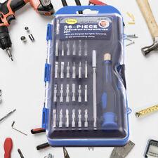 Taller de reparación de 36 piezas de precisión conjunto de herramientas destornillador Laptop Teléfono garaje
