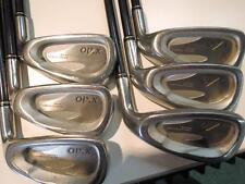 DUNLOP XXIO 6pc Graphite Shaft S-flex CAVITY BACK IRONS SET Golf Clubs