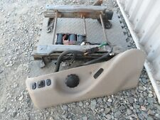 1999-2007 Ford Super Duty F250 Excursion Power Seat Track With Switch Driver LH