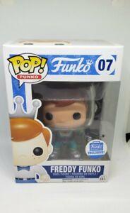 Funko Pop! Freddy Funko #7 - Astronaut W Ray Gun /Funko Shop Exclusive