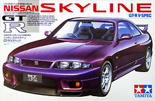Tamiya 24145 Nissan Skyline GT-R V.Spec 1/24 scale kit