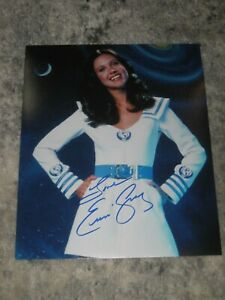 Actress ERIN GRAY Signed 8x10 BUCK ROGERS Photo SHOW AUTOGRAPH 1E