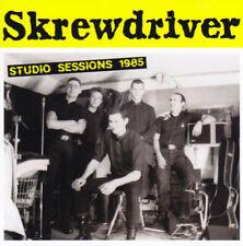 SKREWDRIVER – STUDIO SESSIONS 1985