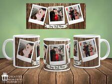 Le madri giorno Tazza-Tazza da foto-Tazza Caffè Tè-design in legno marrone