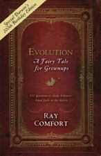 Evolution: A Fairy Tale for Grownups : 101 Questions ...Ray Comfort PB 2008 bs4-