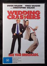 Wedding Crashers - Owen Wilson,Vince Vaughn,Christopher Walken - DVD - Region 4