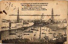 CPA MARSEILLE La Sardine du Por de Marseille (403607)