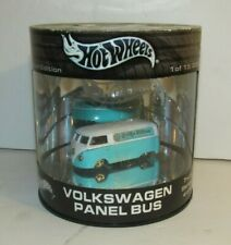 Hot Wheels 2004 Volkswagen Panel Bus Teal Oil Can Truck Series Rare HTF MISP LE