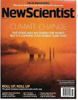 New Scientist Magazine Climate Change Solar Breakdown Search for Meaning 2012