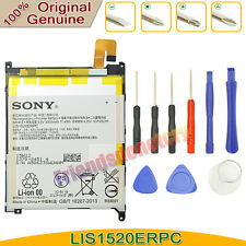 OEM Battery LIS1520ERPC for Sony Xperia Z Ultra C6802 XL39H 3000mAh with Tools