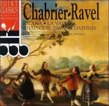 Chabrier,Chabrier,Ravel : Espana / La Valse / Rhapsodie CD (1997)