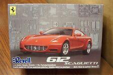 REVELL FERRARI 612 SCAGLIETTI MODEL KIT 1/24 SCALE