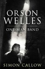 Orson Welles, Volume 3: One-Man Band-ExLibrary