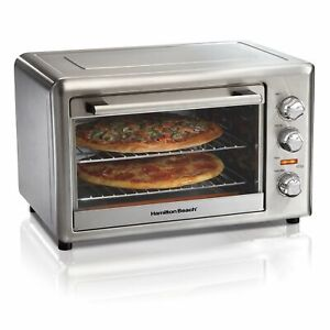 Countertop Convection & Rotisserie Convection Oven Extra Large Stainless Steel