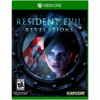 Resident Evil Revelations HD (XBOX ONE VIDEO GAME) *NEW/SEALED* FREE P&P