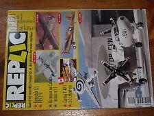 $$b Revue Replic N°151 Barracuda  DFS 230  Curtiss P-40F  E-2 C Hawkeye