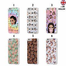 KIMOJI Kardashian Kylie Celeb Blogger Hard Case for iPhone 6 7 8 SE XS 11 Pro