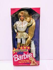 1992 MATTEL - BARBIE HOLLYWOOD HAIR. VINTAGE BARBIE DOLL