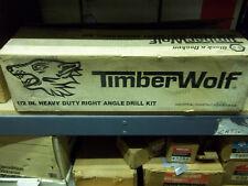 NOS USA Black & Decker Industrial Timberwolf R/A drill 1349 1350 (DeWalt dw14k)