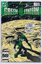 Green Lantern 193 NM 9.4 Copper Age Hal Jordan vs John Stewart