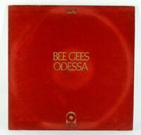 "Bee Gees Odessa SD2702 Original Red Velvet Double LP 12"" Vinyl Record Set"