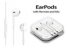Earphones Headphones Earpods Earbuds With Mic For Apple iPhone / iPad / iPod
