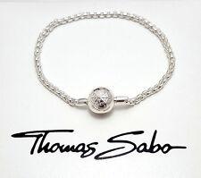 Thomas Sabo Bead Armband Silber Ca. 17 Cm Ka0001-001-12-l17