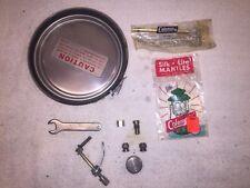 Vintage Coleman Lantern Parts Safe for 220/228 Models + Wrench, Mantles +++ #2