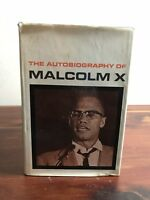 The Autobiography Of Malcolm X First Edition First Printing 1965