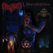 Revolting - Hymns Of Ghastly Horror CD #73867