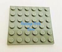 6218088 Brick 6003 LEGO NEW 6x6 Olive Green Plate with Round Corner 2x