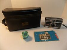 Kodak camera case vintage with a 304 camera
