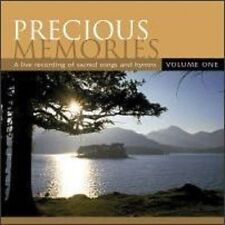 PRECIOUS MEMORIES, VOLUME ONE, LIVE SONGS & HYMNS CD