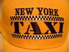 NEW YORK  taxi  yellow   hat  NEW    FREE SHIPPING  great price