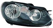 2010 Volkswagen VW Golf New Right/Passenger Side Headlight Assembly