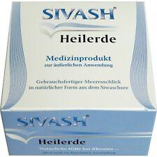 SIVASH Heilerde Heilschlamm Peloid zur äußeren Anwendung 1 Kg