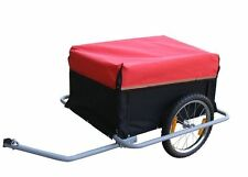 Cargo Bike Bicycle TRAILER - Pets Foldable Dog Cat Pets
