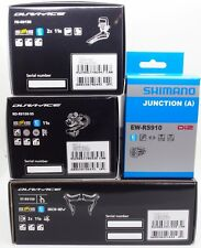 Shimano Di2 R9150 Shifter Lever & Rear+Front Derailleur & EW-RS910 Groupset